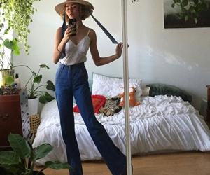 aesthetic, fashion, and girl image
