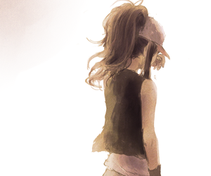 anime, cry, and pokemon image