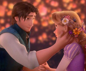 tangled, love, and rapunzel image
