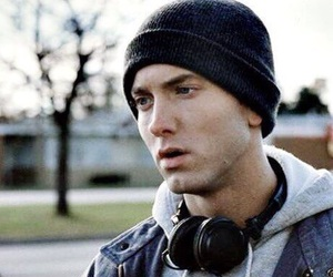 eminem, rap, and rapper image