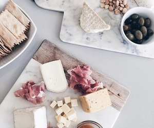 food, cheese, and healthy image