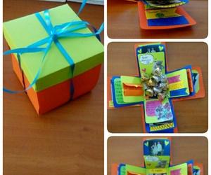 regalo, aniversario, and caja image