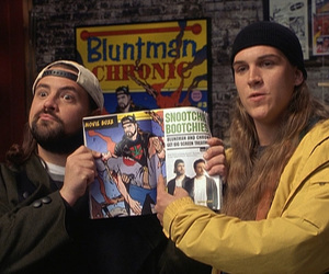 kevin smith, jay and silent bob, and jason mewes image