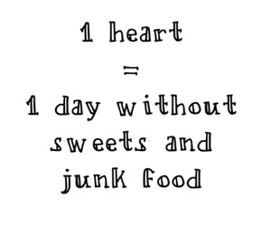 healthy, heart, and help image