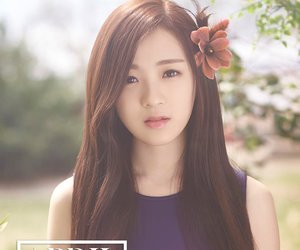 april, jinsol, and kpop image