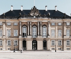 architecture, castle, and denmark image