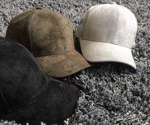 baseball cap, fashion, and Nude image