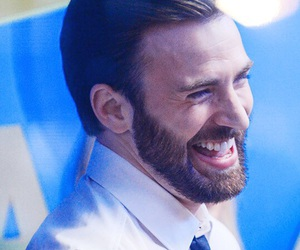 actor, captain america, and smile image