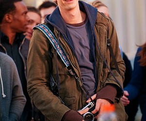 andrew garfield, spiderman, and boy image
