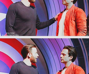 actor, captain america, and Marvel image