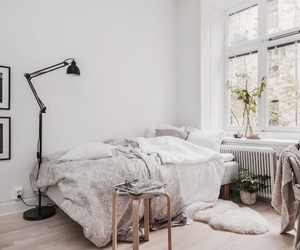 interior, bedroom, and inspiration image