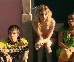skins, cassie, and chris image