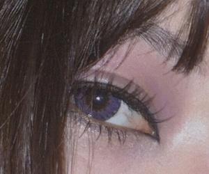 aesthetic, grunge, and eye image