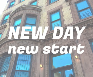 new day and quotes image