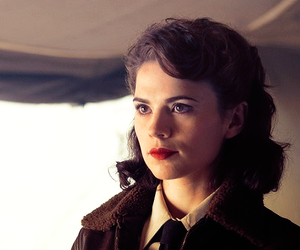 peggy carter, Marvel, and hayley atwell image