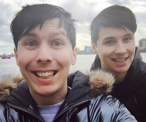 phil lester, amazingphil, and dan howell image