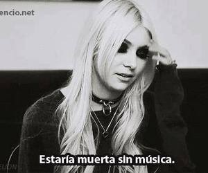 music, Taylor Momsen, and quotes image