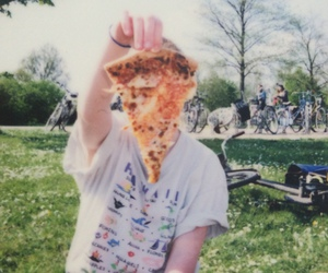 90s, food, and pizza image