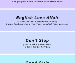 blue, lavender, and tumblr image