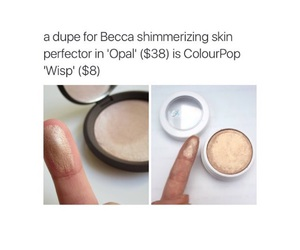 beauty, dupe, and girly image