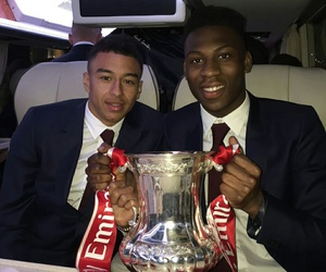 manchester united, fa cup, and jesse lingard image