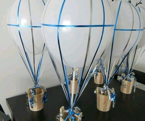 balloons, diy, and party image