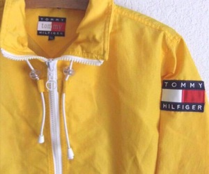 tommy hilfiger and yellow image