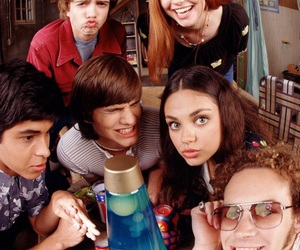 that 70s show, ashton kutcher, and 70s image