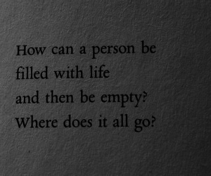 sad, book, and quote image