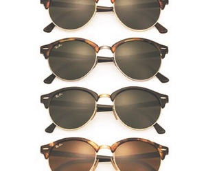 Clubmaster, indie, and rayban image