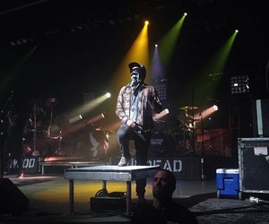 charlie scene, jordon terrell, and hollywood undead image