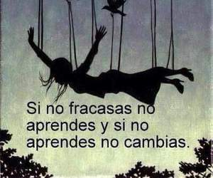 fail, frases, and learn image