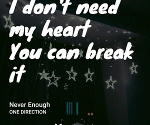 Lyrics, sad, and song quotes image