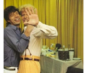 david bowie and mick jagger image