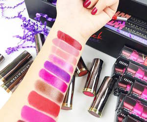 beauty, makeup, and swatches image