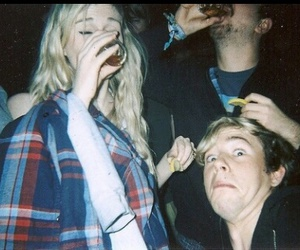 party, boy, and drunk image