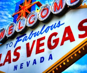 fabulous, Las Vegas, and Nevada image