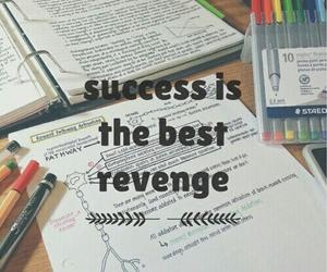 motivation, study, and revenge image