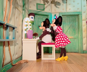 disney, disney land, and mickey mouse image