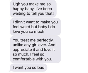 apple, boyfriend, and cute text image