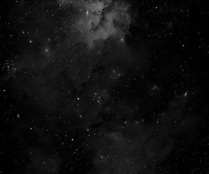 stars, sky, and black image