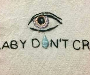 cry, tumblr, and baby image