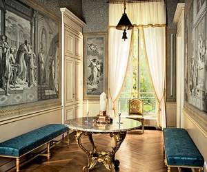 apartment, art, and france image