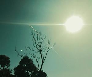 beautiful, rocket, and sun image