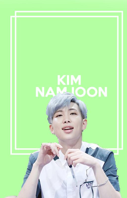 Kim Namjoon Discovered By Jen On We Heart It