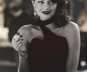 emma stone, actress, and Hot image
