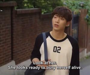 cheese in the trap, kdrama, and seo kang joon image