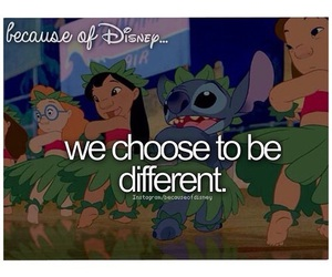 lilo, stitch, and because of disney image