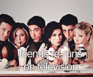 friends, tv, and just girly things image