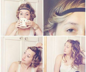 curl, cute, and girl image
